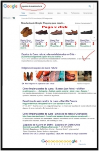Posicionamiento en Google Chile