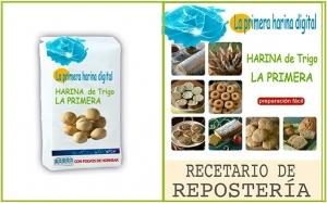 recetario de repostería