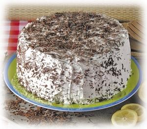 Torta Fácil y Rápida