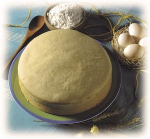 Biscochuelo para torta