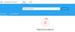 Pagina web ecommerce en Chile