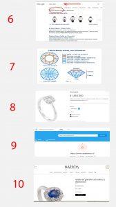 relojes y anillos exclusivos
