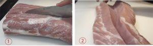 Como preparar recetas de cerdo
