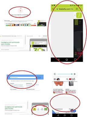 navegacion mobil de ejemplo